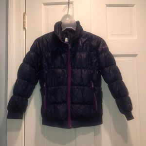 Youth 7/8 Down Puffer Jacket